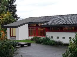 Der Kindergarten Buech I. Links der geplante Anbau. (Fotomontage)