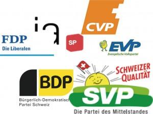 Parteilogos